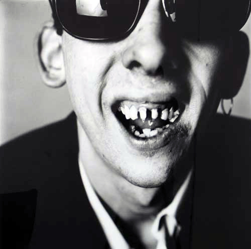 Shane MacGowan - 60 & still smilin'