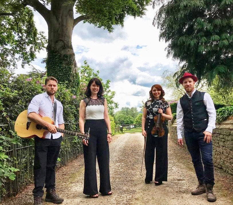 The Kilpecks - Hay-on-Wye's melodious new folk hopefuls